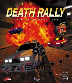 Death Rally (Steam Key region free)