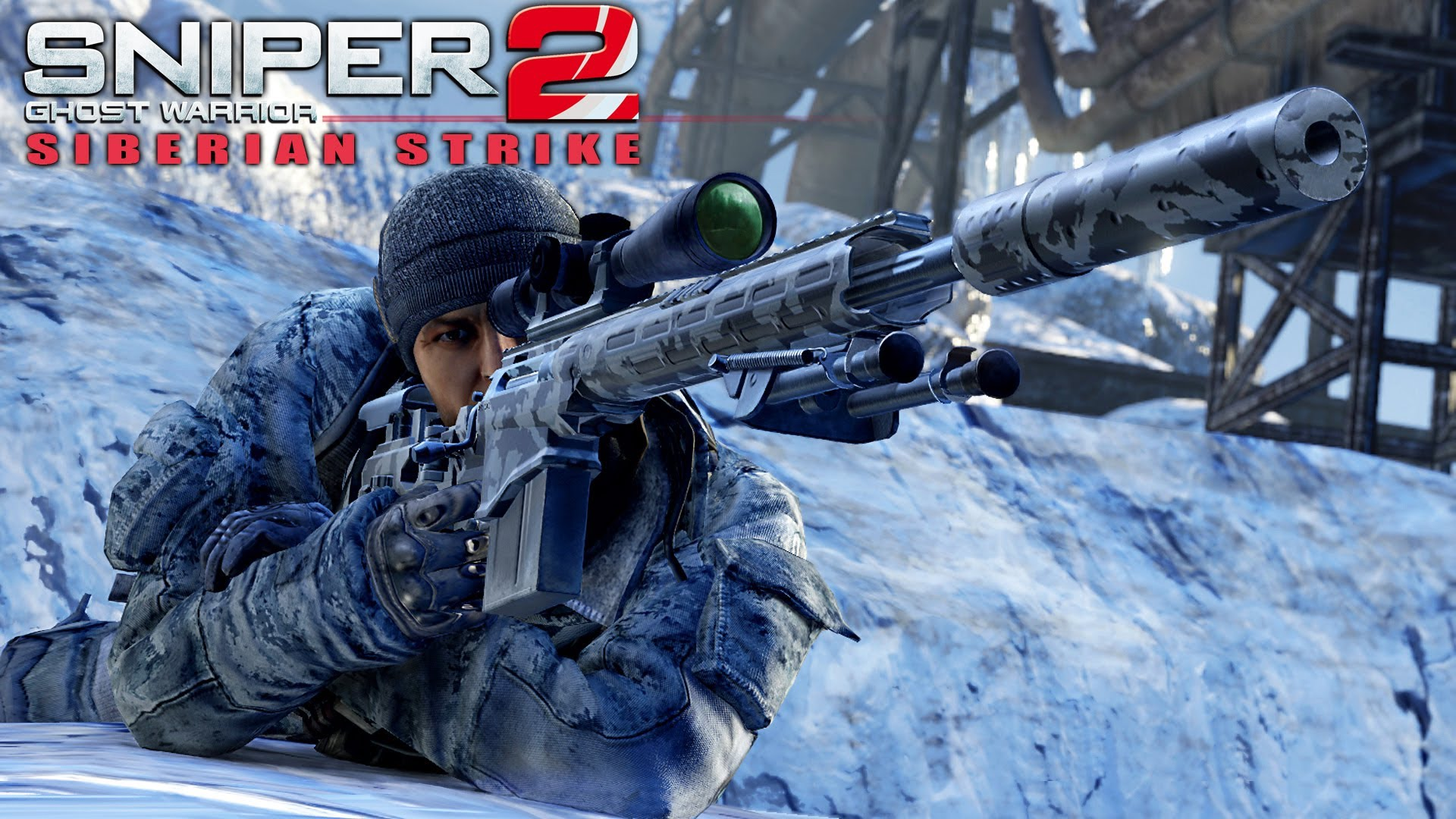 Sniper: Ghost Warrior 2+DLC Siberian Strike(Region Fre)