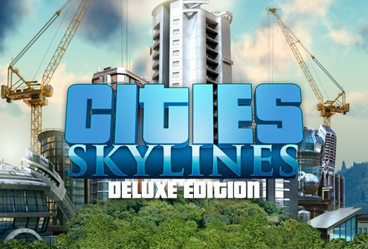 Cities Skylines Deluxe Edition (Steam Key region free)