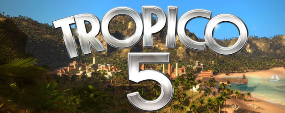 Tropico 5 (Steam Key region free)