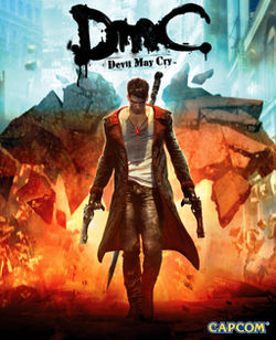 Devil May Cry - DmC (Steam Key region free)