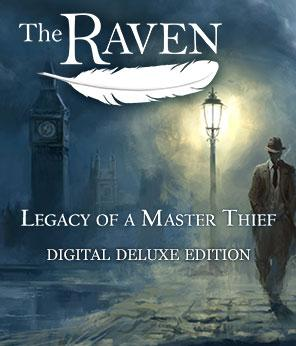 The Raven Legacy of a Master Thief Digital Deluxe Editi