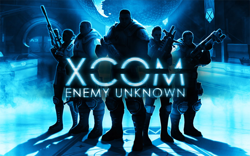 XCOM Enemy Unknown (Steam Key region free)