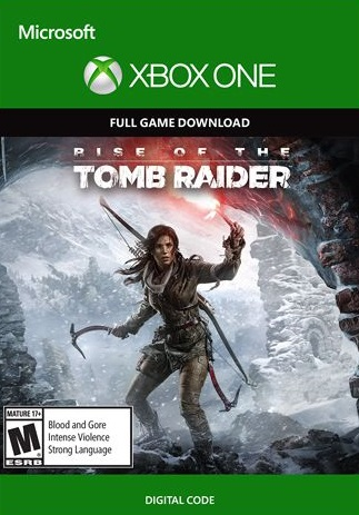 Rise of The Tomb Raider (Xbox One) ключ активации