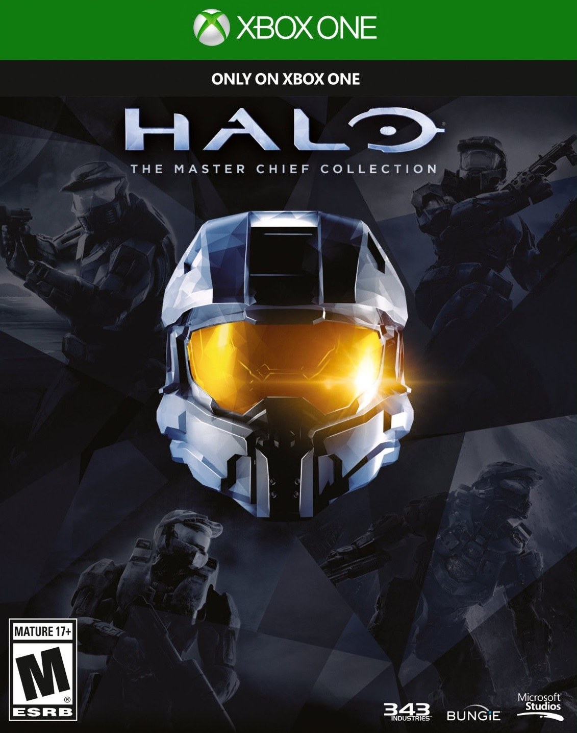 Halo: The Master Chief Collection (Xbox One) ключ