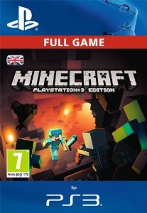 Minecraft PlayStation 3 Edition (ключ активации)