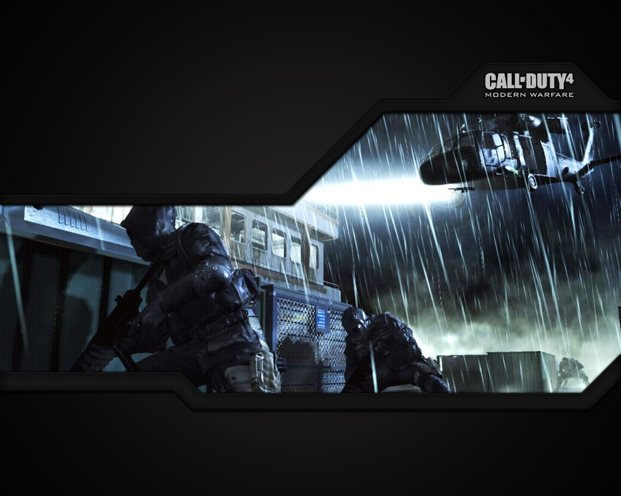 Call of Duty 4: Modern Warfare Region Free