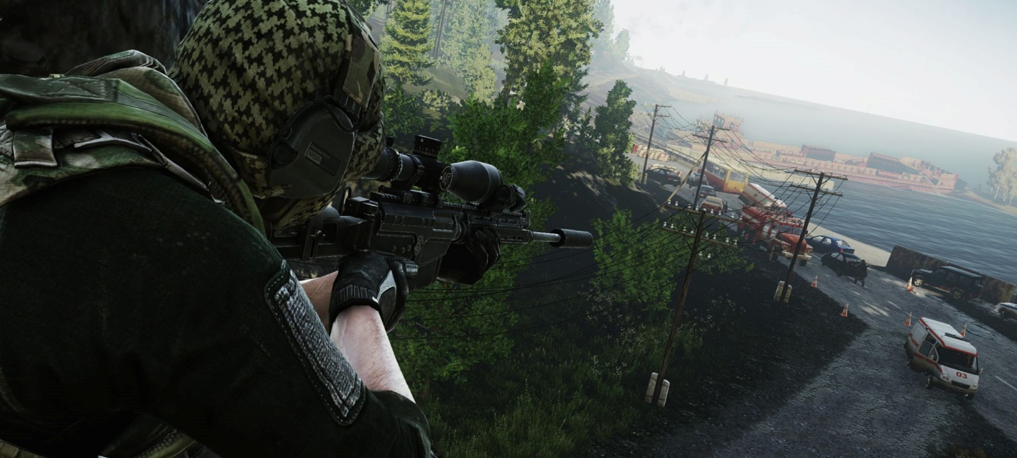Escape from Tarkov® Standard Edition  ●RENT
