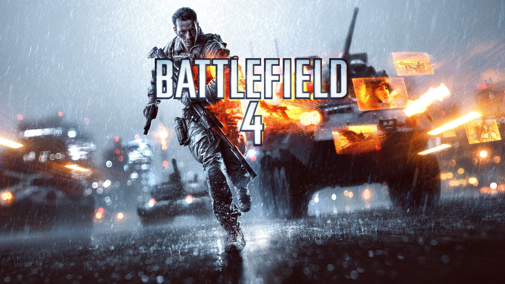 Battlefield 4 RegionFree  Origin Key