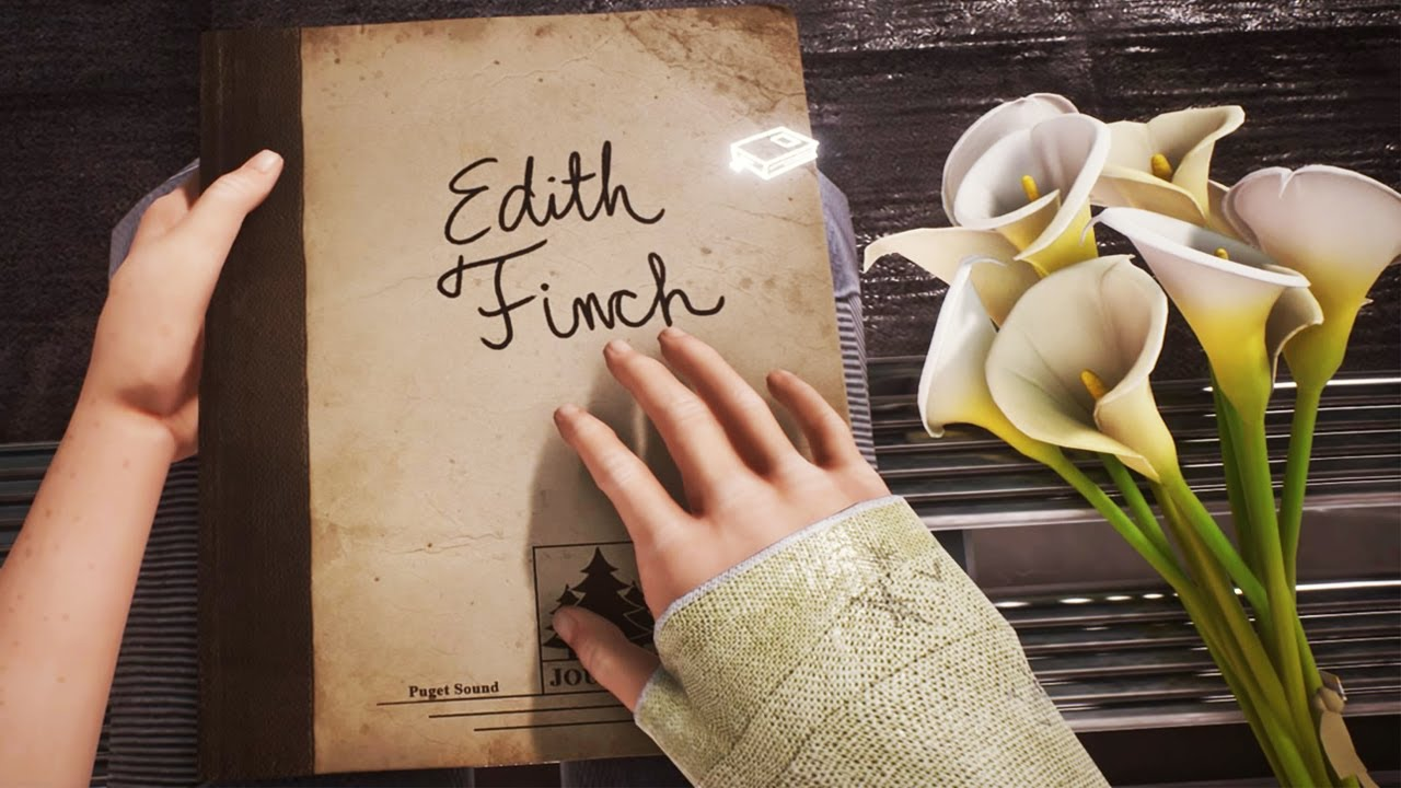 What Remains of Edith Finch® (EPIC GAMES) ●Region Free●
