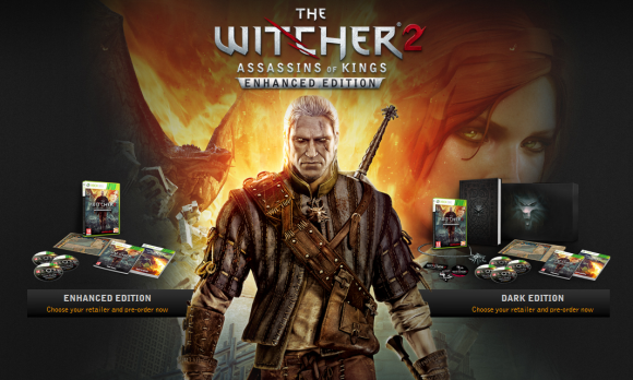 Witcher 2: Assassins of Kings Enhanced SteamGiftRU/CIS