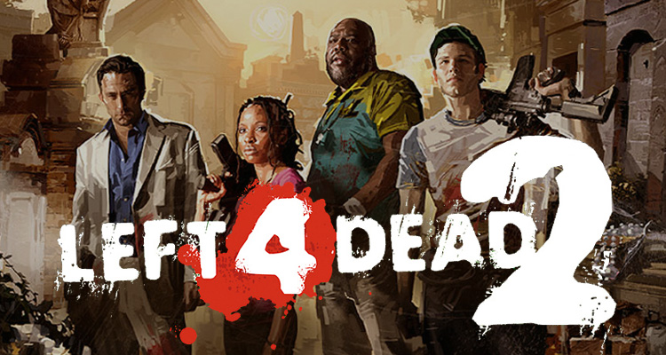 Left 4 Dead 2 (Steam gift / RU+CIS)