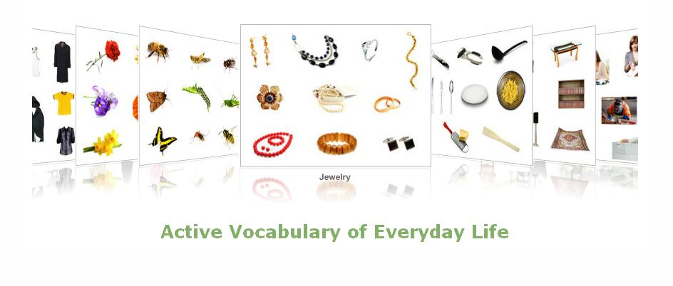 WordSteps.com Slider - Active Vocabulary