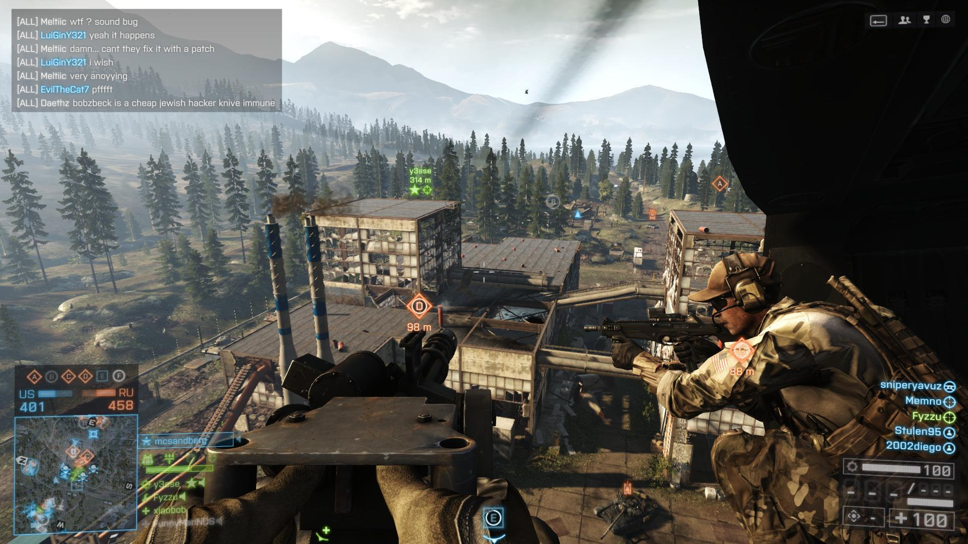 battlefield 4 patch download pc