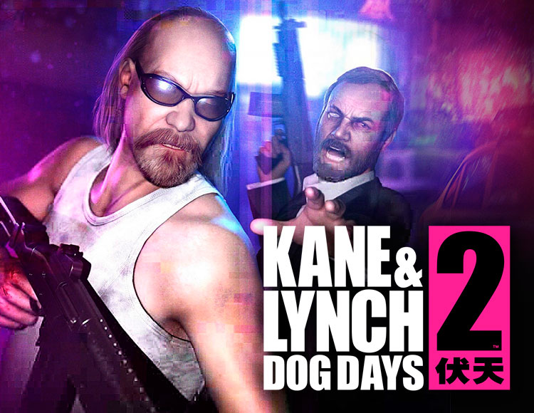 Kane & Lynch 2: Dog Days (Steam/Ru)
