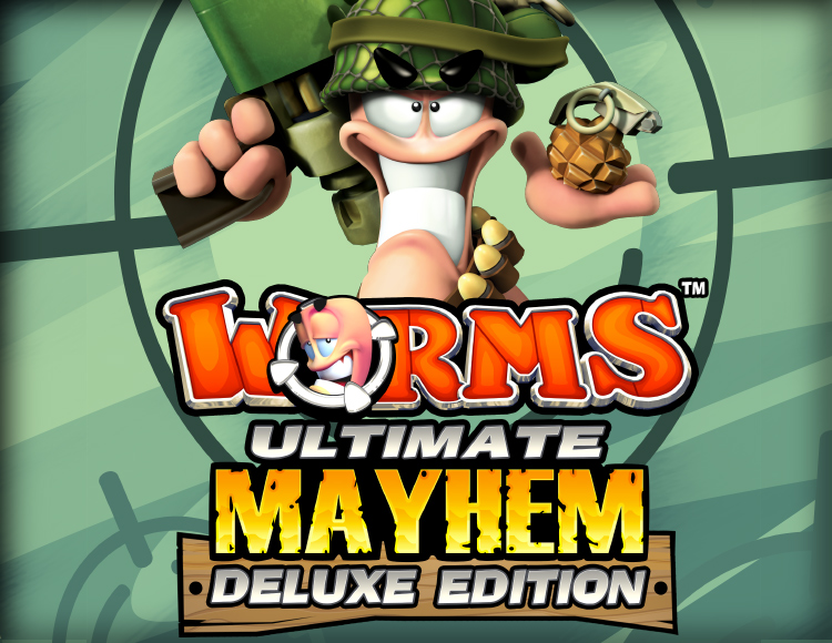 Worms Ultimate Mayhem - Deluxe Edition (Steam/Ru)