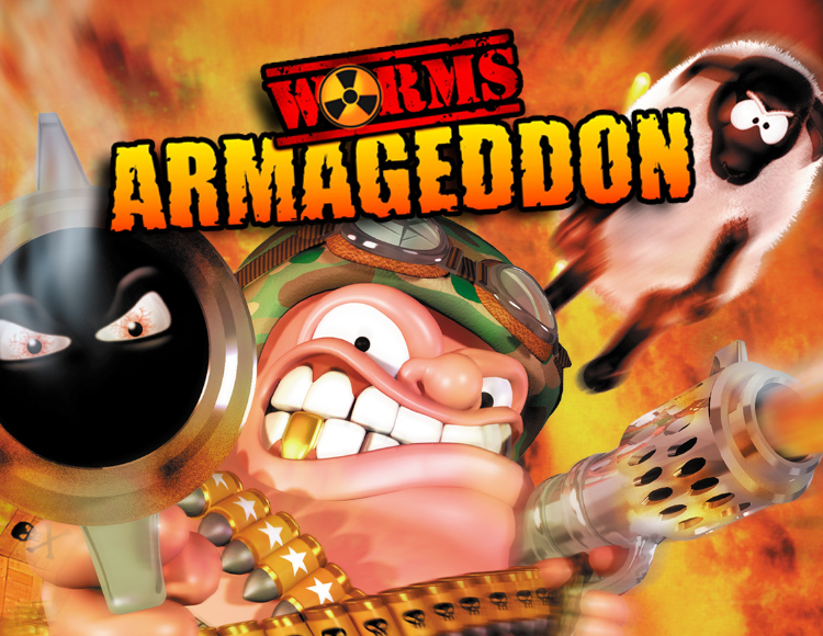 Worms Armageddon (Steam/Ru)