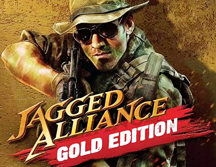 Jagged Alliance: Gold Edition (Activation Key on Steam)
