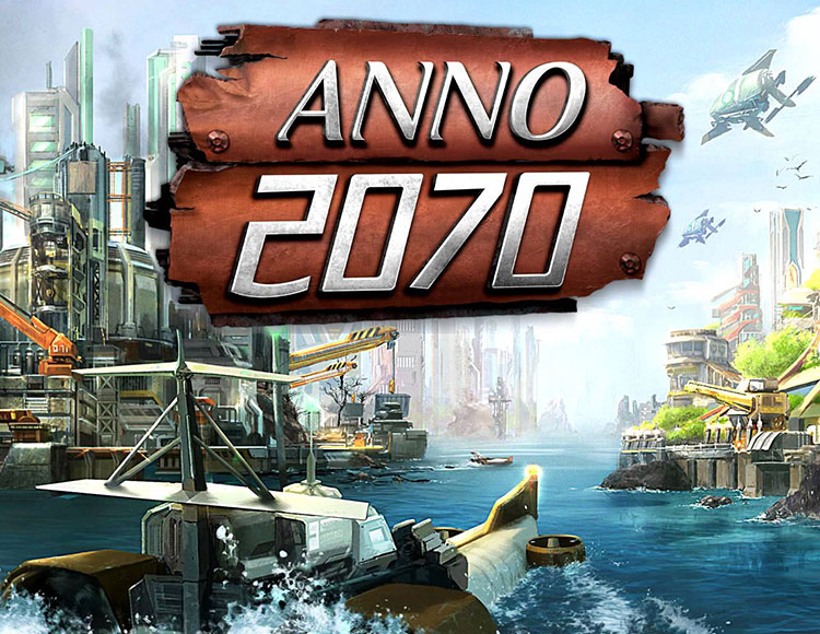 Anno 2070 (Uplay)