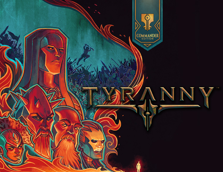 Tyranny - Commander Edition (Ключ активации в Steam)