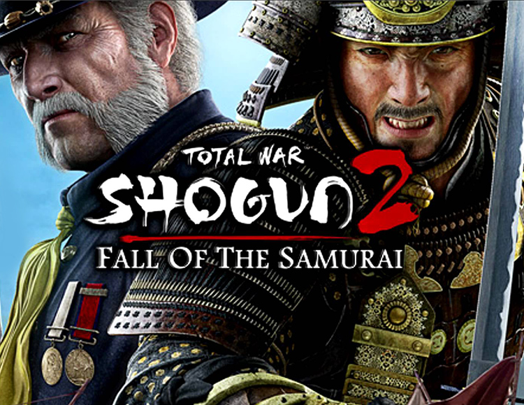 Total War : Shogun 2 - Fall of the Samurai (Ключ Steam)