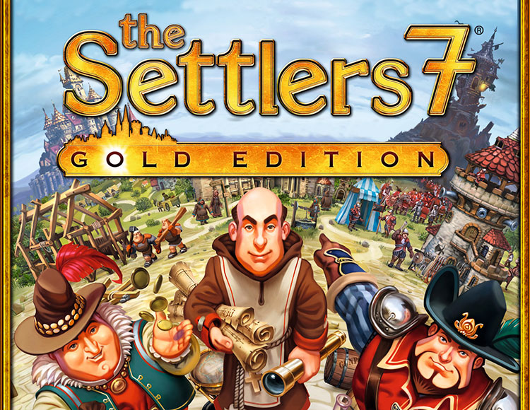 Settlers 7 Golden Edition (Uplay KEY)