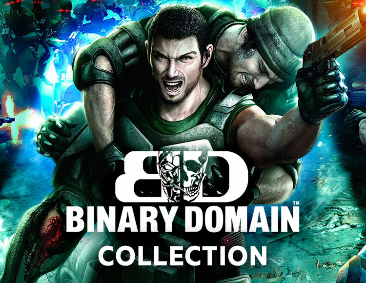 Binary Domain Collection (Steam)