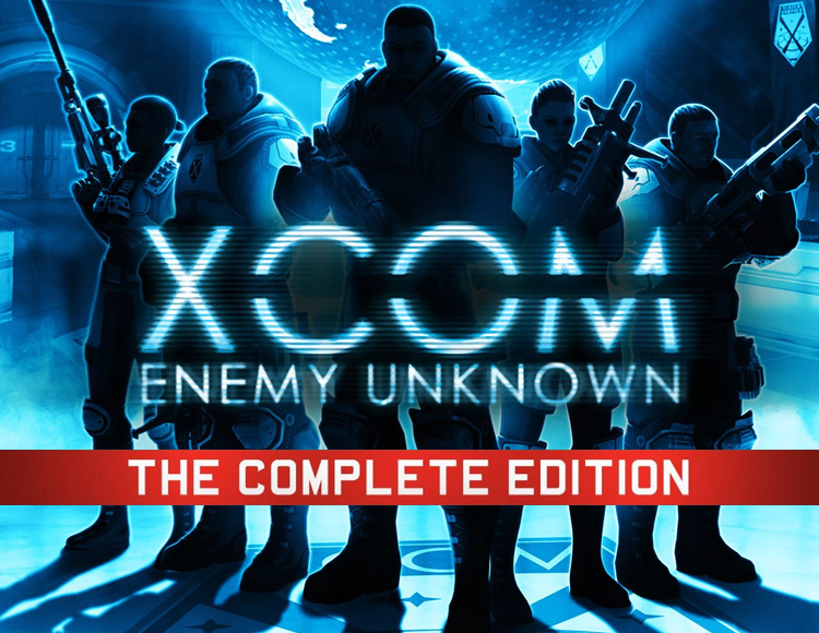 XCOM: Enemy Unknown-The Complete Edition (Steam) RU/CIS