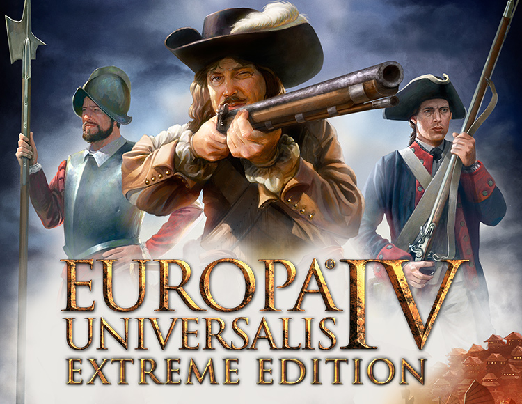 Europa Universalis IV Extreme Edition (Steam)