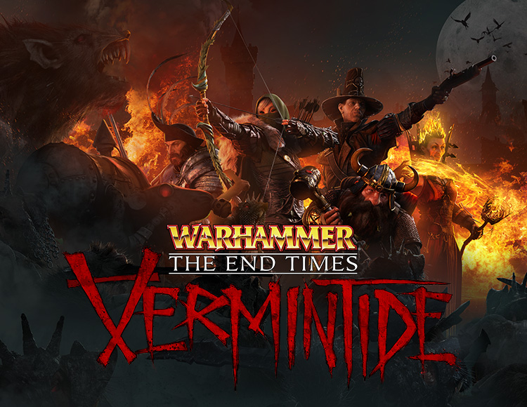 Warhammer: End Times - Vermintide (Steam)