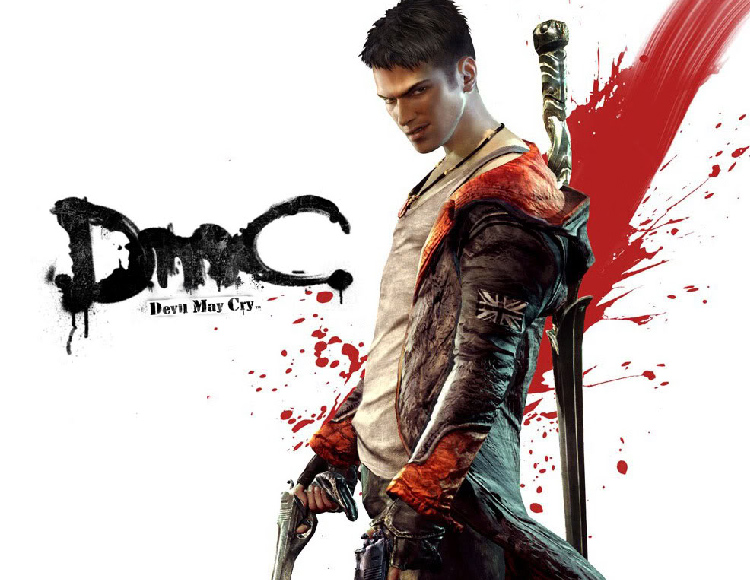 DmC Devil May Cry (activation key in Steam)
