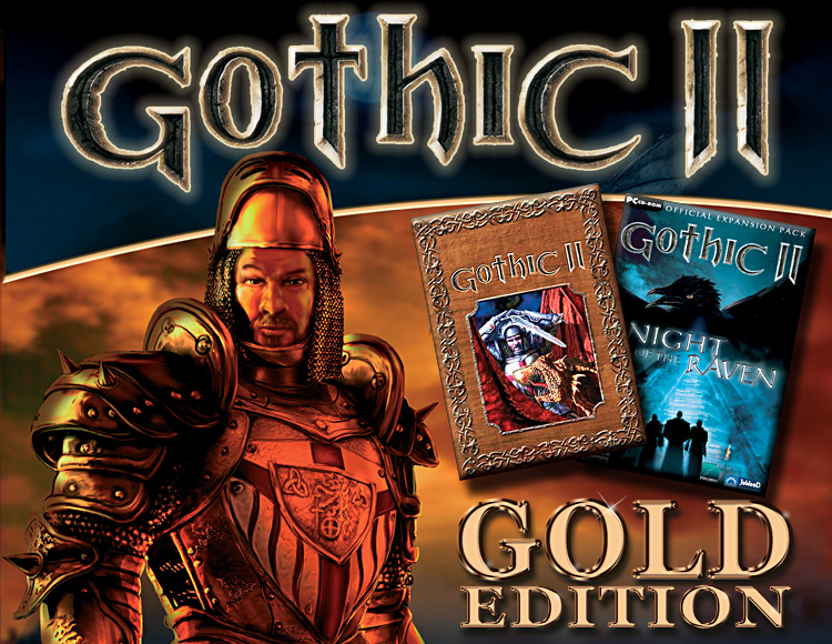 Gothic II: Gold Edition (Ключ Steam)