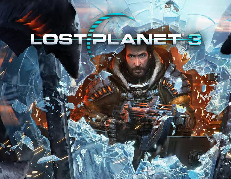 Lost Planet 3 (activation key in Steam)