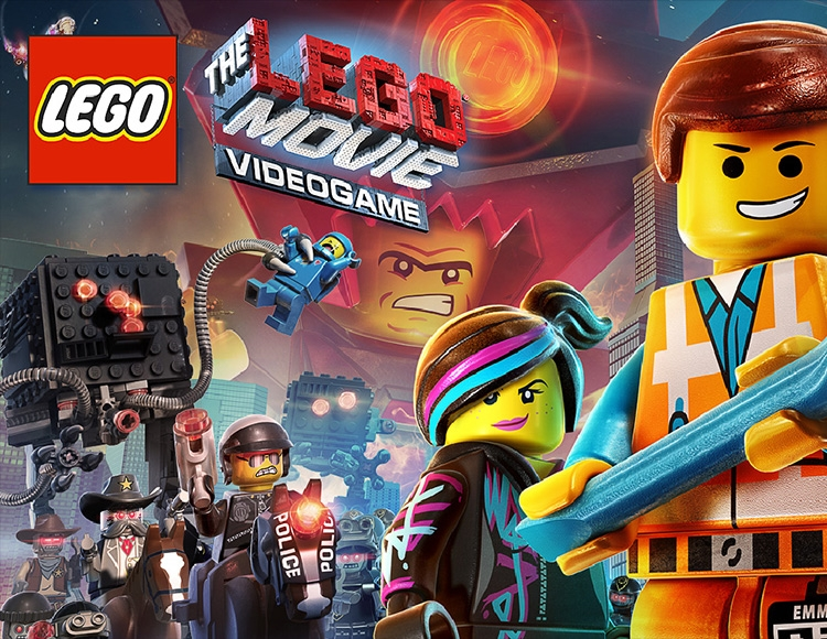 LEGO Movie - Videogame (Activation key in Steam)