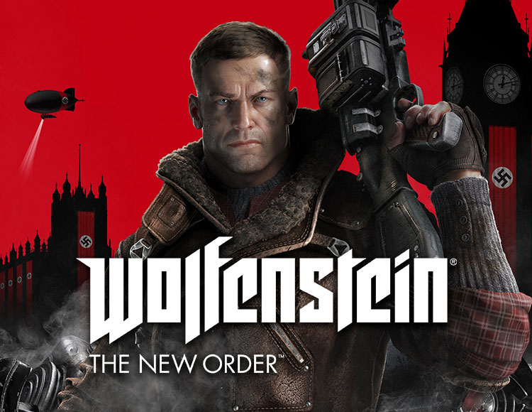 Wolfenstein : The New Order (Key Steam)