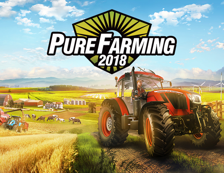 Pure Farming 2018 (Steam)