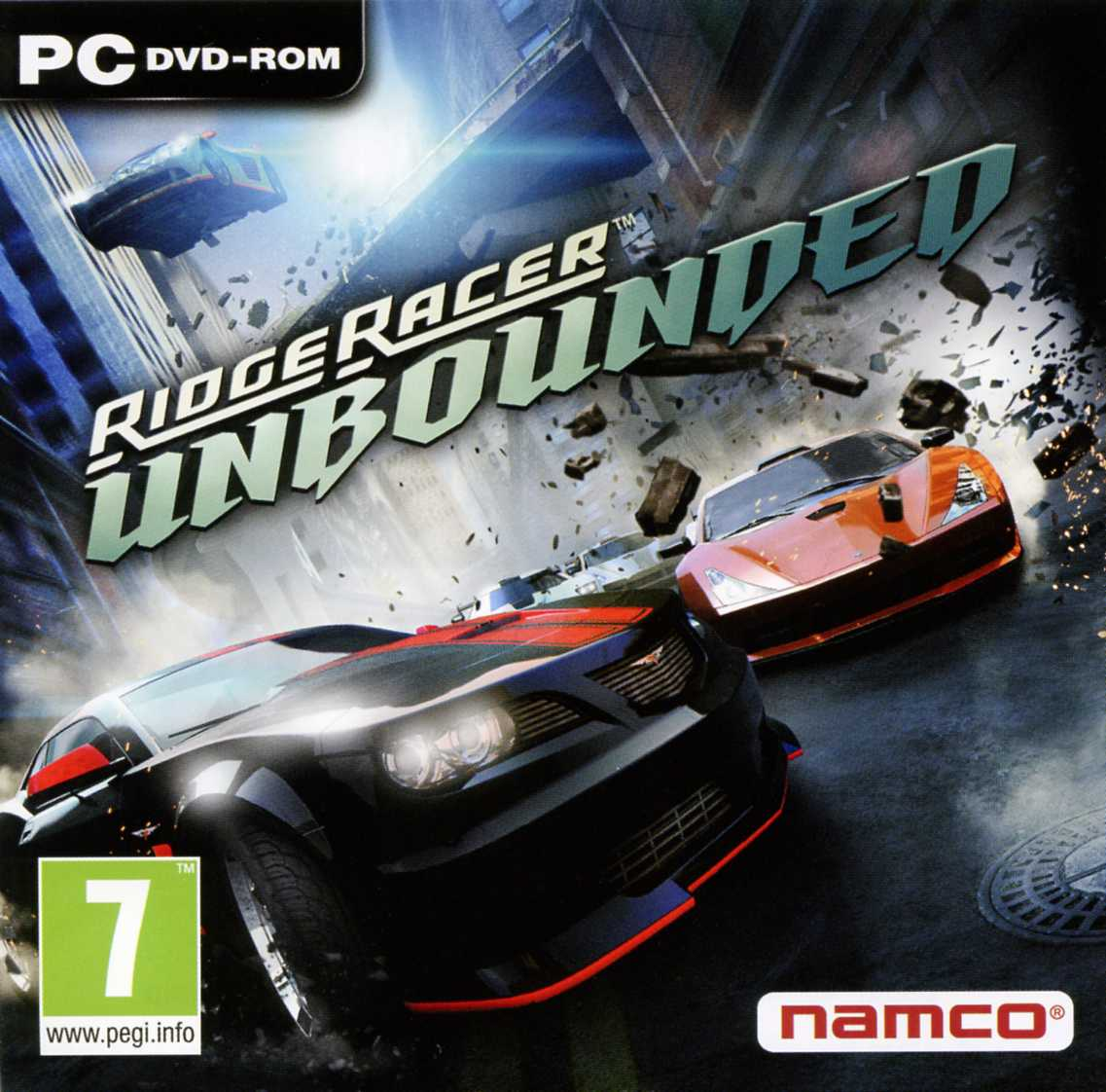Ridge Racer Unbounded (activation key in Steam)