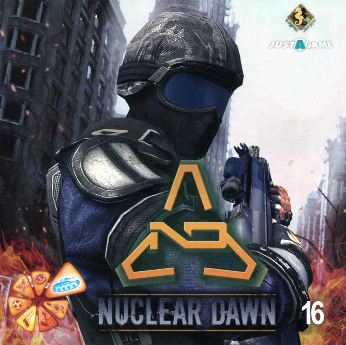 Nuclear Dawn (activation key in Steam)