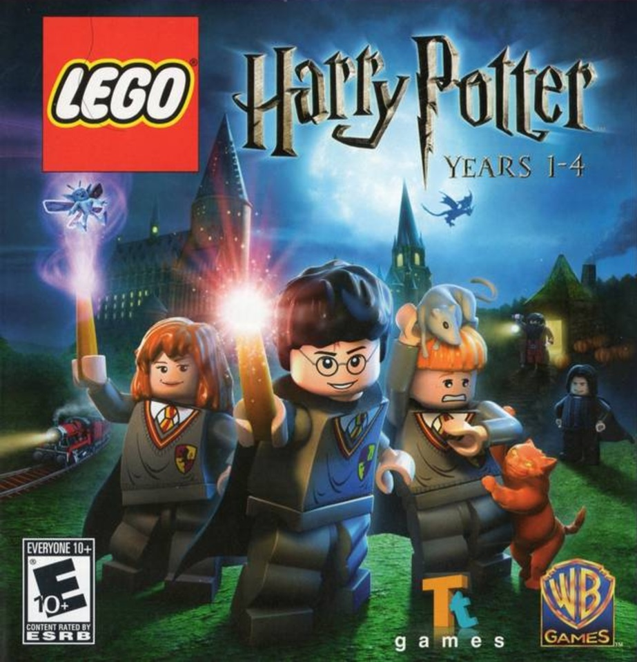 LEGO Harry Potter: Years 1-4 (Key Steam)