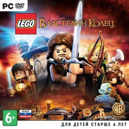 LEGO Властелин колец The Lord of the Rings (Ключ Steam)
