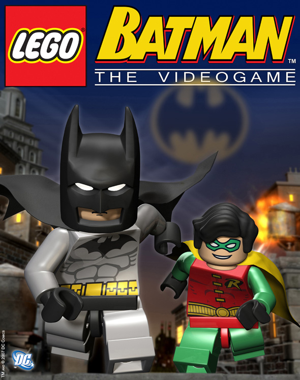 LEGO Batman The Videogame (Key Steam)