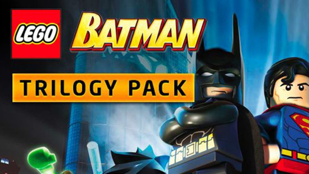 LEGO Batman Trilogy (Key Steam)