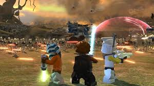 LEGO Star Wars III : The Clone Wars (Steam)