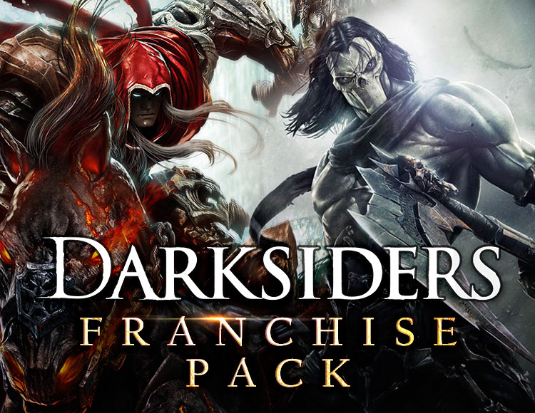Darksiders Franchise Pack (Activation Key on Steam)