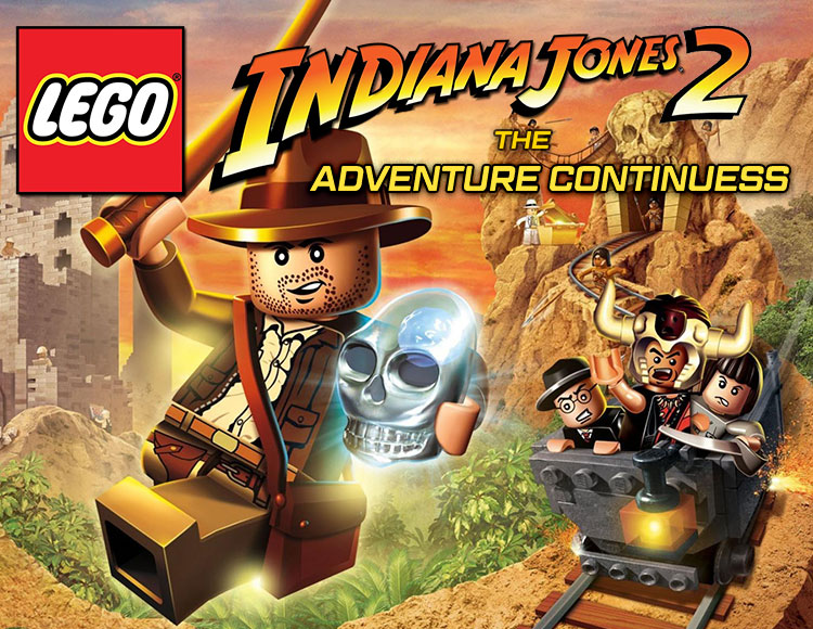 LEGO Indiana Jones 2 : The Adventure Continues (Steam)