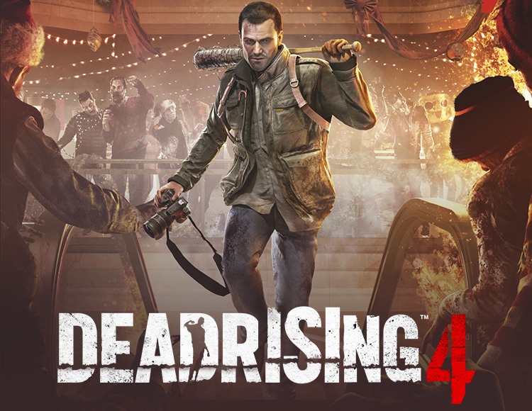 DEAD RISING 4 (Activation key on Steam)