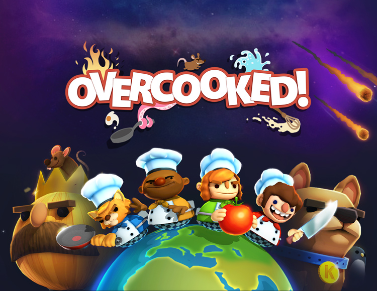 Overcooked (Steam) 2019