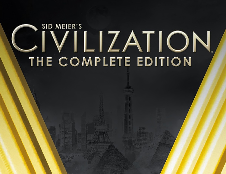 Sid Meier's Civilization V: The Complete Edition(Steam) 2019