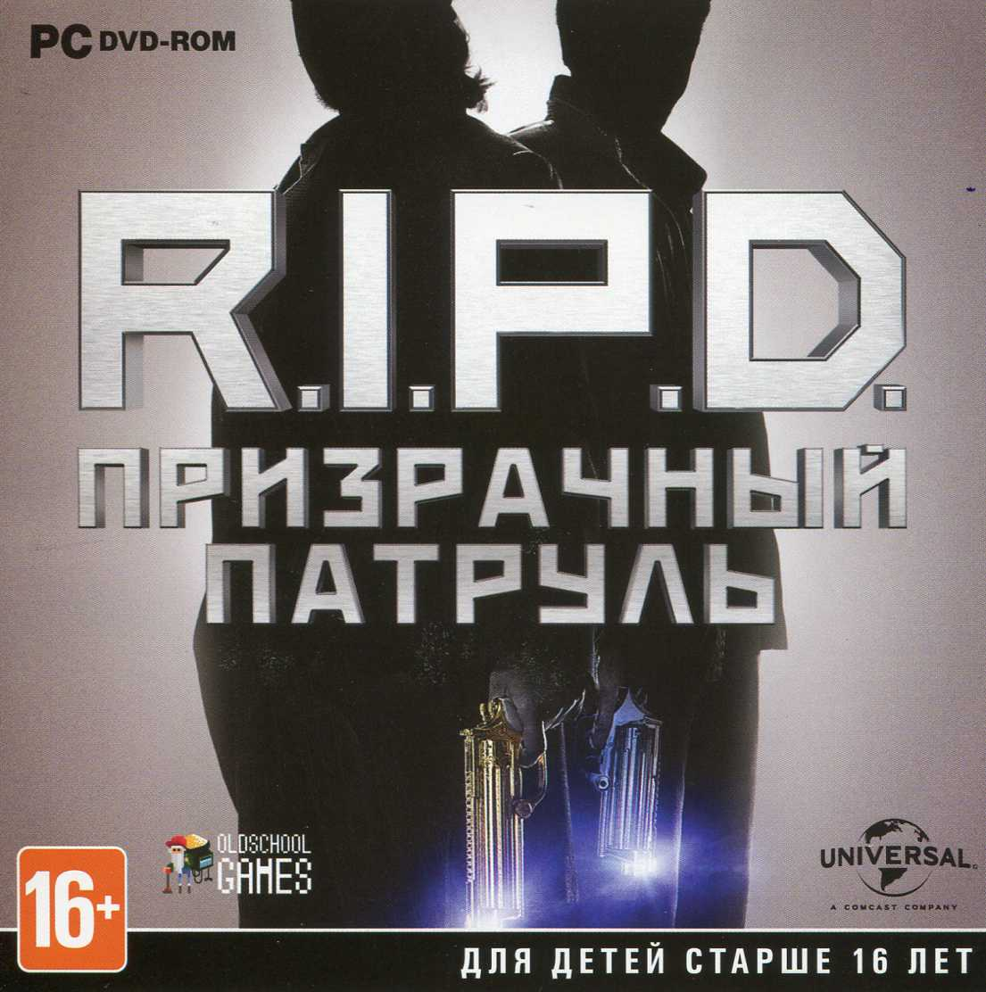 RIPD: R.i.p.d. [RIPD] (Key Steam)