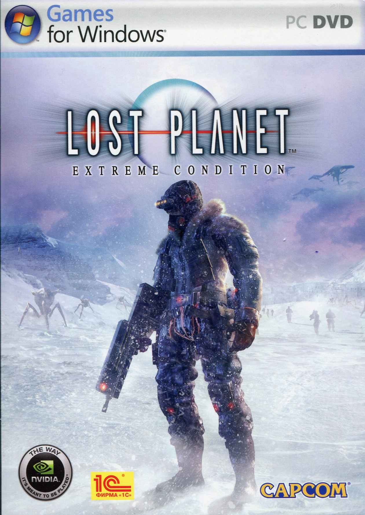 Lost Planet: Extreme Condition (activation key in Steam